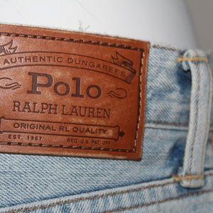 Polo by Ralph Lauren Shorts - Polo Ralph Lauren Women's Blue The Crosby Cutoff